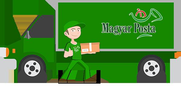 HÁZHOZ SZÁLLÍTÁS, Postai csomagfeladással, előre utalás esetén